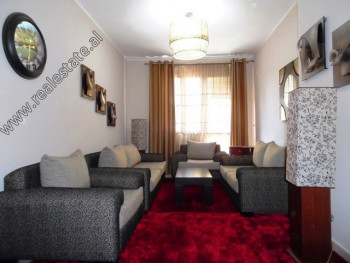 One bedroom apartment for rent close to Him Kolli Street in Tirana. It is situated on the 3rd floor