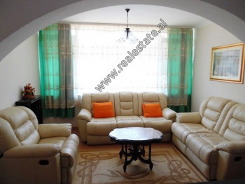 Three bedroom apartment for rent close to Artan Lenja Street in Tirana It is situated on the 1-st f