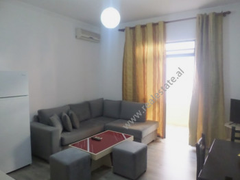 One bedroom apartment for rent in Skender Luarasi street in Tirana, Albania.