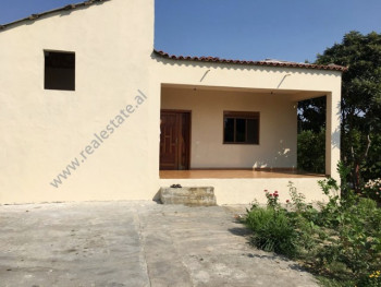 Villa for sale in Thethi street in Tirana, Albania.
