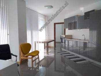 Two bedroom apartment for rent in the Beginning of Barrikadave Street in Tirana. It is located on t