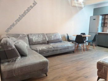 Two bedroom apartment for rent in Milan Shuflaj Street in Tirana.
