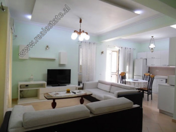 Two bedroom apartment for rent in Mihal Duri Street in Tirana.
