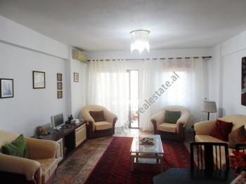 Three bedroom apartment for rent in Mihal Duri street in Tirana, Albania.