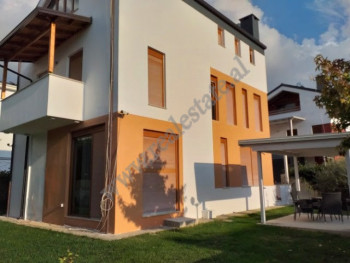 Three storey villa for rent near TEG shopping center in Tirana.