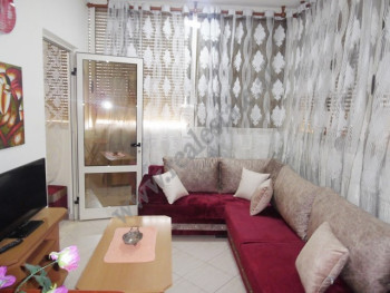 One bedroom apartment for rent in Milan Shuflaj street in Tirana, Albania.