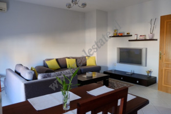 Two bedroom apartment for rent in Ymer Kurti street in Tirana, Albania.