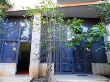 Store for sale in Mihal Duri Street in Tirana.