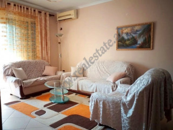 Two bedroom apartment for rent near Blloku area.  The apartment is situated on the 4th floor of a