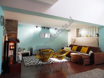 Three bedroom apartment for rent in Pjeter Bogdani Street in Tirana.  The flat is situated on the