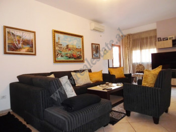 Three bedroom apartment for rent in Barrikadave Street in Tirana.