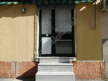 Store for rent in Milan Shuflaj Street in Tirana.