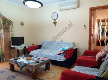 Two bedroom apartment for sale close to Ali Demi Street in Tirana. It is situated on the 5th floor