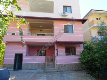 Four storey villa for sale near Turkish Embassy in Tirana, Albania.