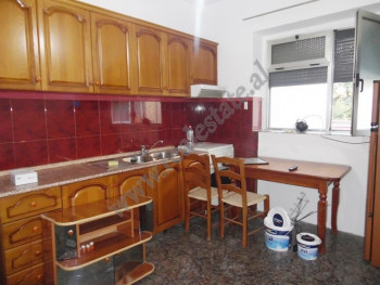 Two bedroom apartment for rent in Mihal Ciko street in Tirana, Albania.