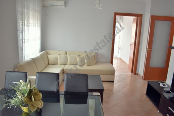 Two bedroom apartment for rent in Him Kolli street in Tirana, Albania.