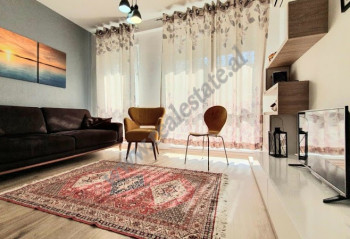One bedroom apartment for rent in Magnet complex in Tirana, Albania.