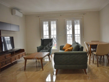 One bedroom apartment for rent close to 5 Maj street in Tirana.