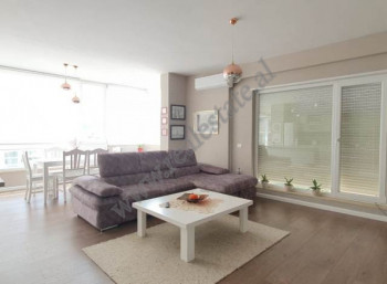 Two bedroom apartment for rent in Elbasani street in Tirana.  The apartment is situated on the fif