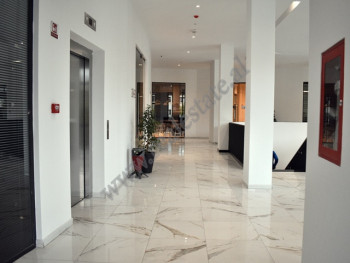 Office for rent close to the entrance of the Big Park in Tirana.