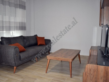One bedroom apartment for rent close to Ferit Xhajko Street in Tirana.