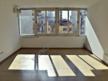 Three bedroom apartment for office for rent in Tefta Tashko Koco in Tirana.  The apartment is situ