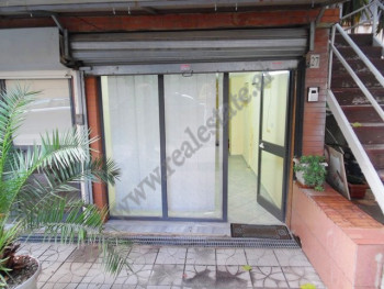 Store space for rent in 23 street in Tirana, Albania.