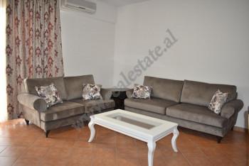 Apartament 2+1 me qera prane kompleksit Delijorgji ne Tirane. Ndodhet ne katin e 9-te te nje pallat