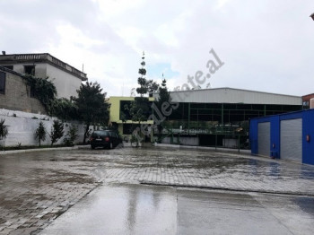 Land for sale in Bulevardi Blu street, in Institute area in Tirana, Albania.