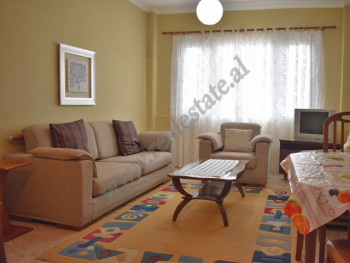 Two bedroom apartment for rent in Adem Jashari Street in Tirana.