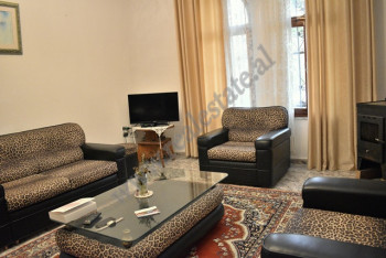Two bedroom apartment for rent near Zoo Park in Tirana, Albania.