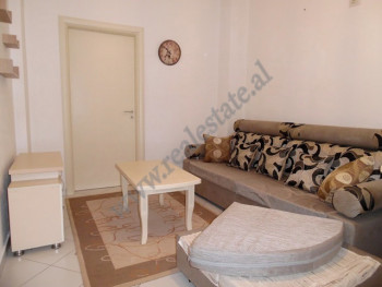 One bedroom apartment for rent in Hamdi Garunja Street in Tirana.