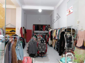 Store space for sale in Islam Zeko street in Tirana, Albania.