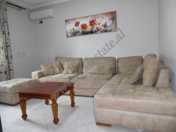 One bedroom apartment for rent near the Polish Embassy in Tirana. It is situated on the second floo