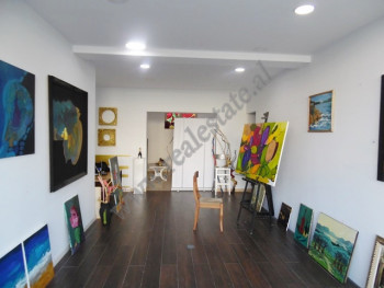 Store space for rent near Sweden Embassy in Tirana, Albania.