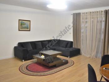 Three bedroom apartment for renti in Sami Frasheri street in Tirana, Albania.  It is located on th