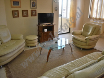 Two bedroom apartment for rent near Faculty of Natural Sciences in Tirana, Albania. It is located o