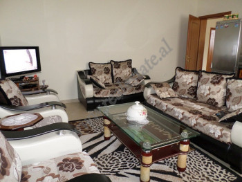 Three bedroom apartment close to Elbasani street in Tirana.  The apartment is situated on the thir