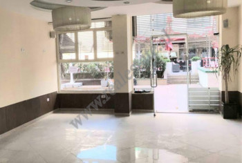 Store space for sale in Don Bosko street in Tirana, Albania.