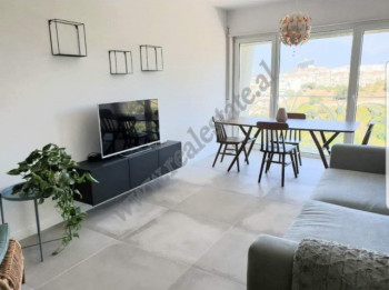 Three bedroom apartment for rent in Kodra e Diellit 2 residence in Tirana, Albania.  It is situate