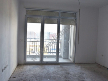 Two bedroom apartment for sale close to Benjamin Kruta Street in Tirana.