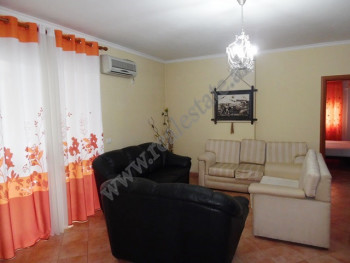 Two bedroom apartment for rent close to Kavaja Street in Tirana.  It is situated on the 2-nd floor