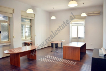 Office space for rent in Donika Kastrioti street in Tirana, Albania.