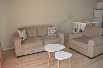 One bedroom apartment for rent in Don Bosko Street, Vizion Plus Complex in Tirana , Albania.