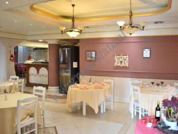 Restaurant space for rent near Myslym Shyri street in Tirana, Albania.