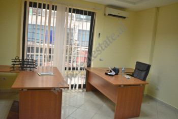 Office space for rent in Saraceve street in Tirana, Albania.