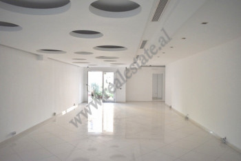 Office space for rent in Komuna e Parisit area in Tirana, Albania. It is situated on the ground flo