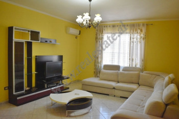 Two bedroom apartment for rent near Zogu i Zi area in Tirana, Albania. It is located on the elevent