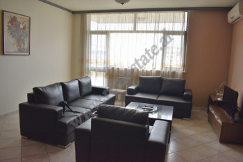 Two bedroom apartment for rent in Zogu I Boulevard in Tirana, Albania. The flat is situated in the
