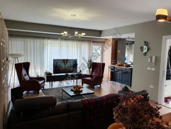 Modern duplex apartment for sale in Kodra e Diellit 2  Residence in Tirana.